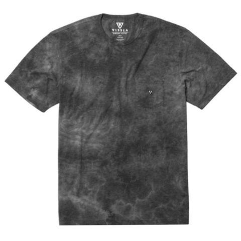 Calipher Embroidery Tie Dye Tee