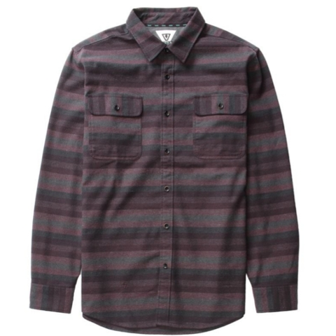 Avalanches Plaid Flannel