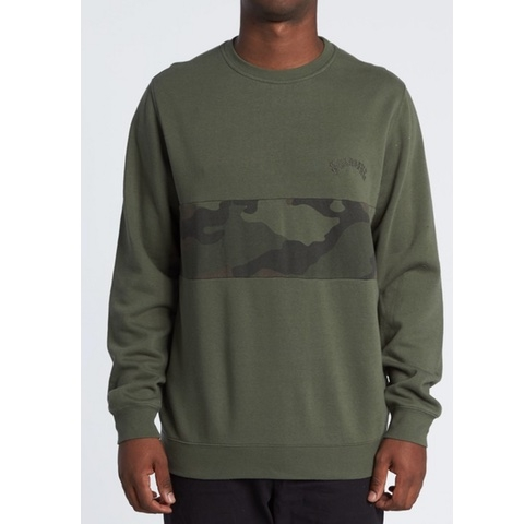 Wave Washed Crew Sweatshirt
