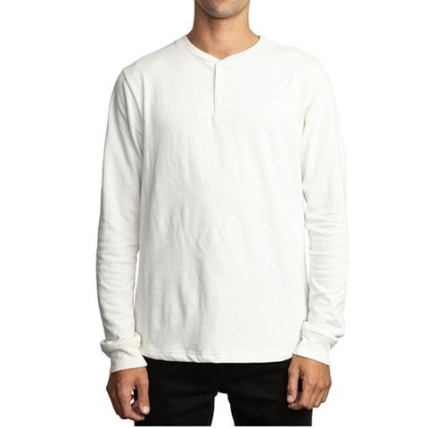 Lavish Henley Knit T-Shirt
