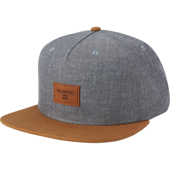 Oxford Snapback Hat