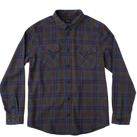 That'll Work Long Sleeve Flannel