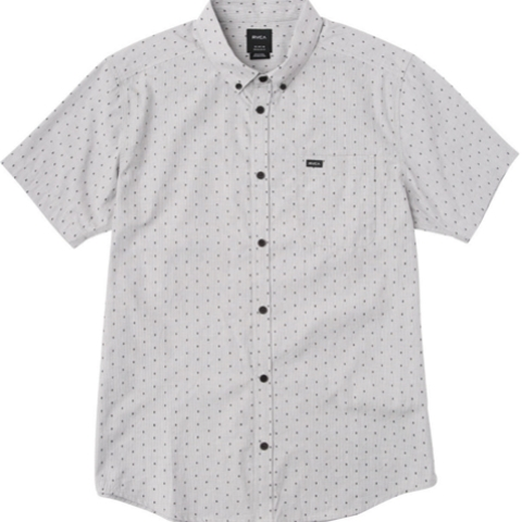 RETURN PRINTED SHORT SLEEVE SHIRT