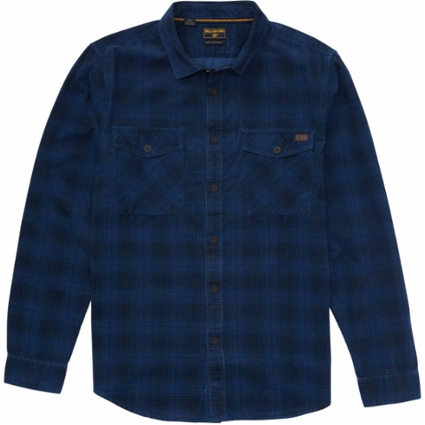 Grover Long Sleeve Flannel
