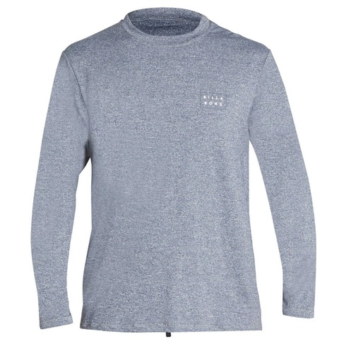 Die Cut Loose Fit Long Sleeve Rashguard