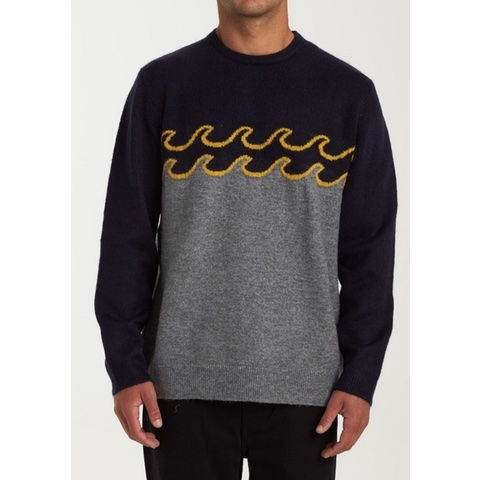 Waves Sweater