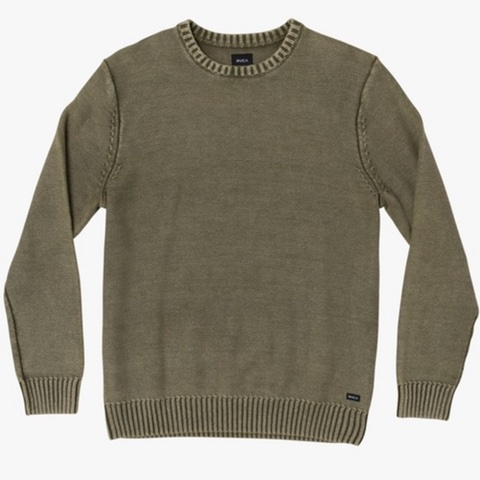 Cal Stone Washed Sweater