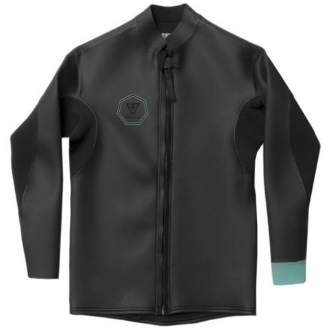 2 MM North Seas Smoothy Front Zip Jacket