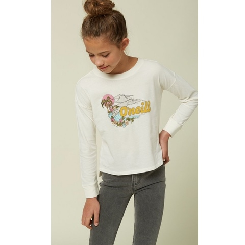 Girls Dream Days Long Sleeve Tee