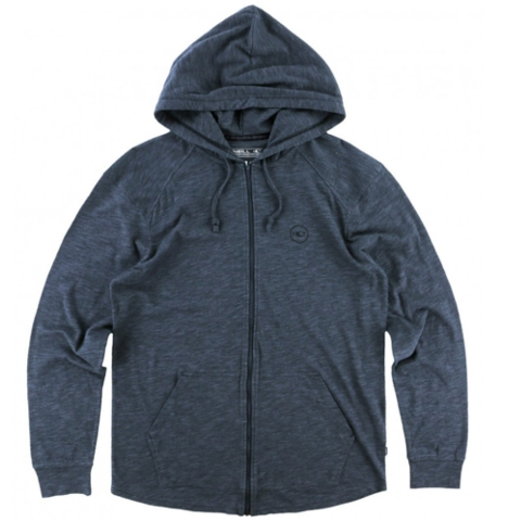 The Bay Hooded Zip-Up