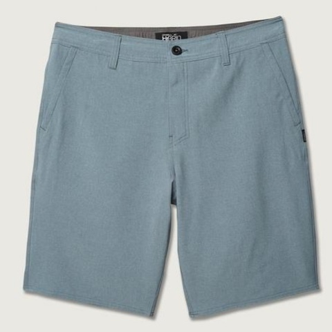 Boys Loaded Reserve Heather Hybrid Shorts