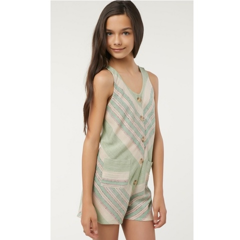 Girls Cali Romper