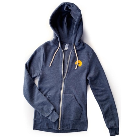 The Spot Zip Up Hoodie