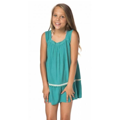 GIRLS SAYLOR COVER-UP