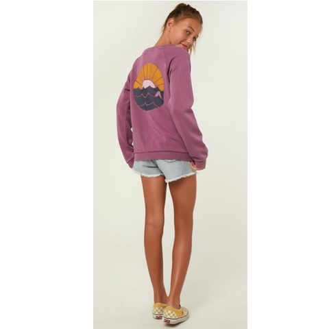 Girls Lofty Pullover