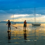Sunset SUP Tours