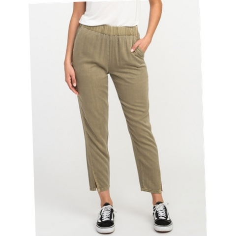 Chill Vibes Elastic Pants