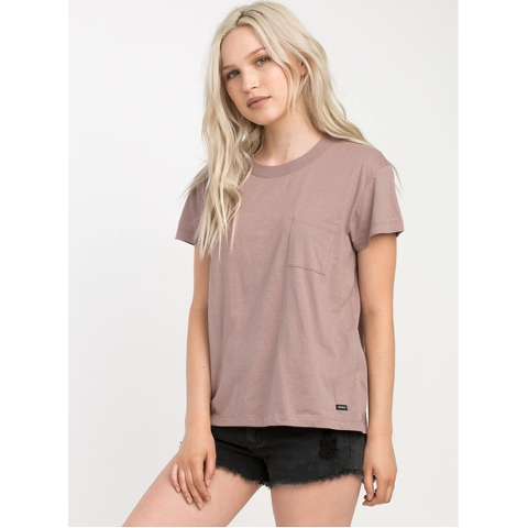 LABEL POCKET T-SHIRT