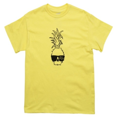Ben Gravy Big Pineapple Tee