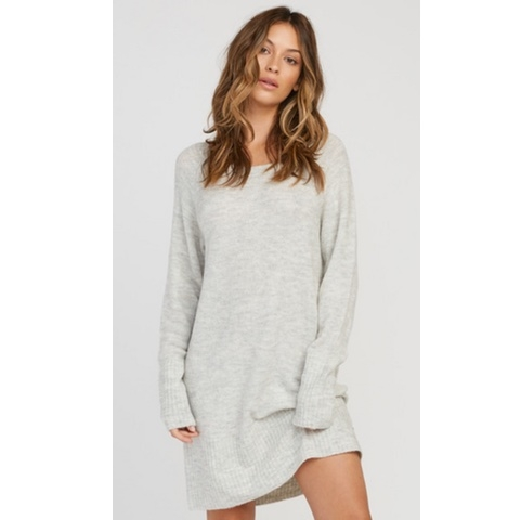 De La Sweater Dress