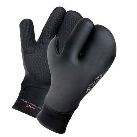 Flash Bomb 5/3mm 3 Finger Glove