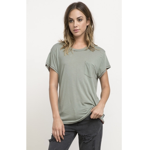 BRAXXON DISTRESSED T-SHIRT