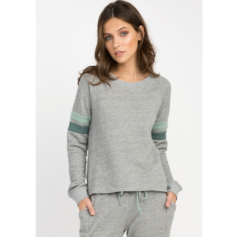 At Ease Pullover Top