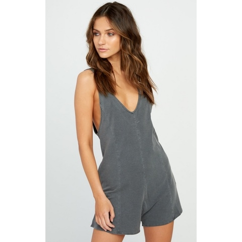 Cloud 9 Knit Lounge Romper