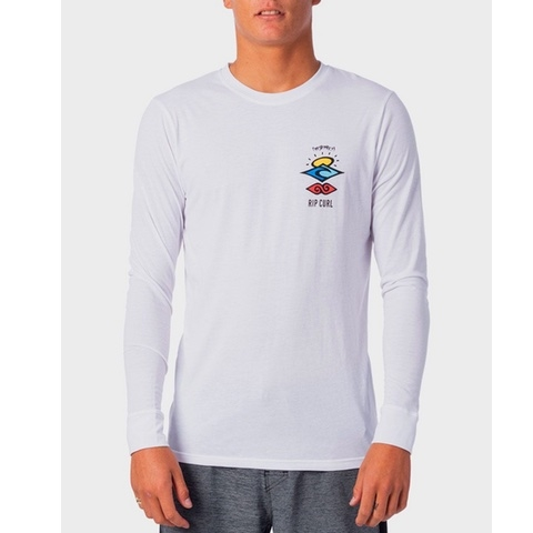 Search Logo Long Sleeve UV Tee