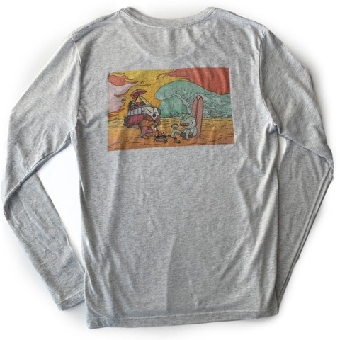 Long Sleeve Taco Tee