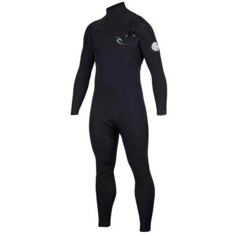 DAWN PATROL CHEST ZIP 4/3 WETSUIT