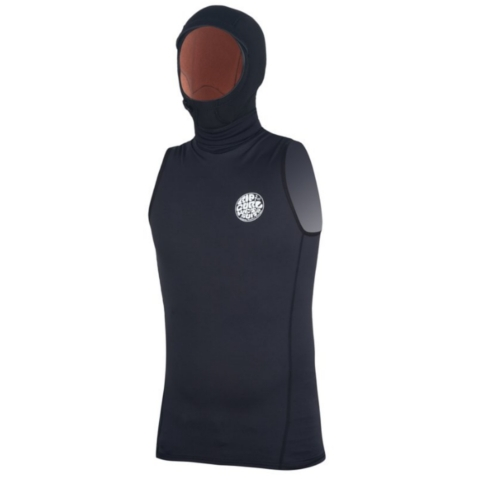 Flash Bomb Hooded Vest