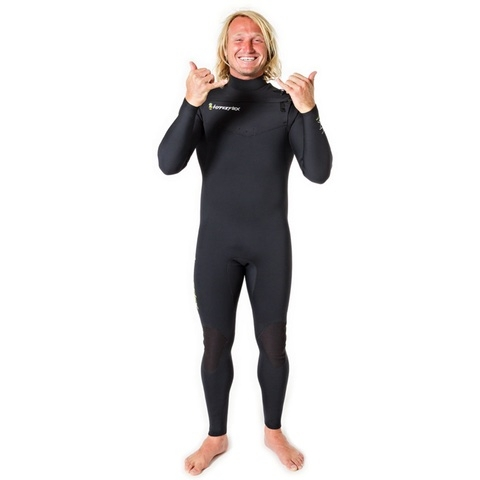 Ben Gravy Edition Greenprene Front Zip Full Suit