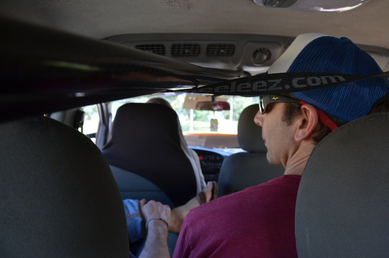 Cab Ride to Cabarete